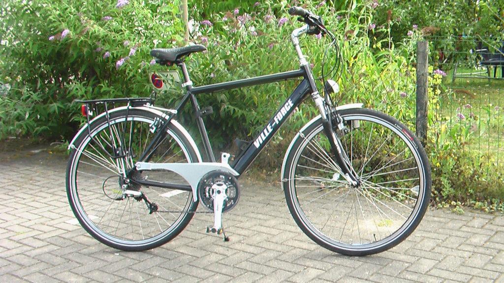 Gebraucht Fahrrad Herren 28 mit Shimano XT 27 Gang